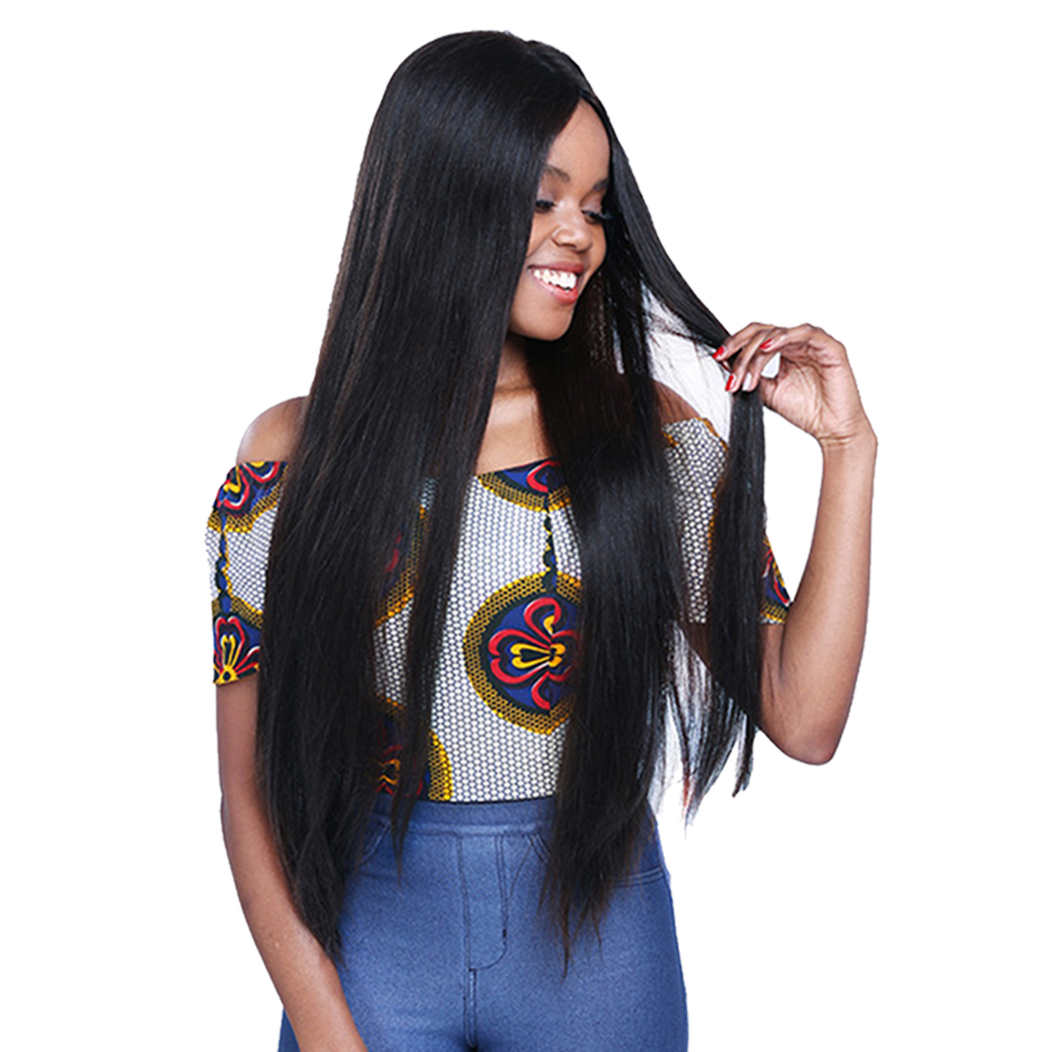 Lace Front Human Hair Wigs 13x4 Lace Front Wig Brazilian Straight Hair Wigs Pre Plucked Hairline FASHOW Remy Hair Wigs 150%