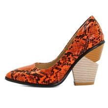 Женские туфли на танкетке со змеиным принтом, брендовые дизайнерские вечерние Фли лодочки на танкетке, праздничная офисная обувь, Повседневные Классические туфли в западном стиле