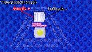 Image 1 - Lextar LED תאורה אחורית טלוויזיה גבוהה כוח LED אחת שבב 1W 3V 3030 מגניב לבן טלוויזיה יישום