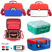2021 Newest For Nintend Switch Accessories EVA Travel Storage Bag NS Animal Crossing Series Case for Nintendo Switch Console