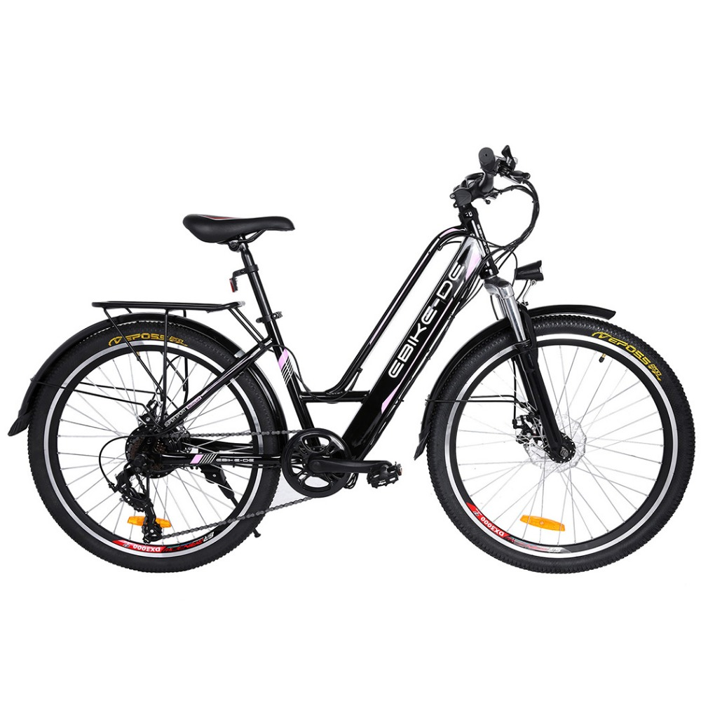 Neue 26 zoll Elektrische Fahrrad eBike Outdoor 250W Hohe Geschwindigkeit Elektrische Mountainbike E-Bike EU Stecker roller Moped moto eletrica