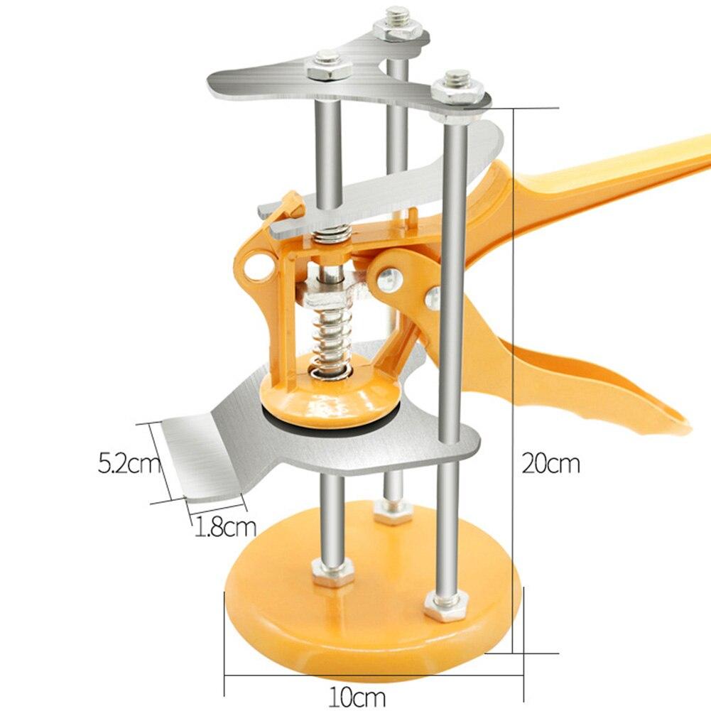 High Low Profile Machine Three-column Height Regulator Adjustable Ceramic Tile Locator LB88
