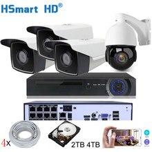 8CH POE NVR telecamera IP esterna Onvif 5MP PTZ H.265 sistema 4 ° HDD CCTV sicurezza 30X ZOOM telecamera Dome Mini Speed impermeabile