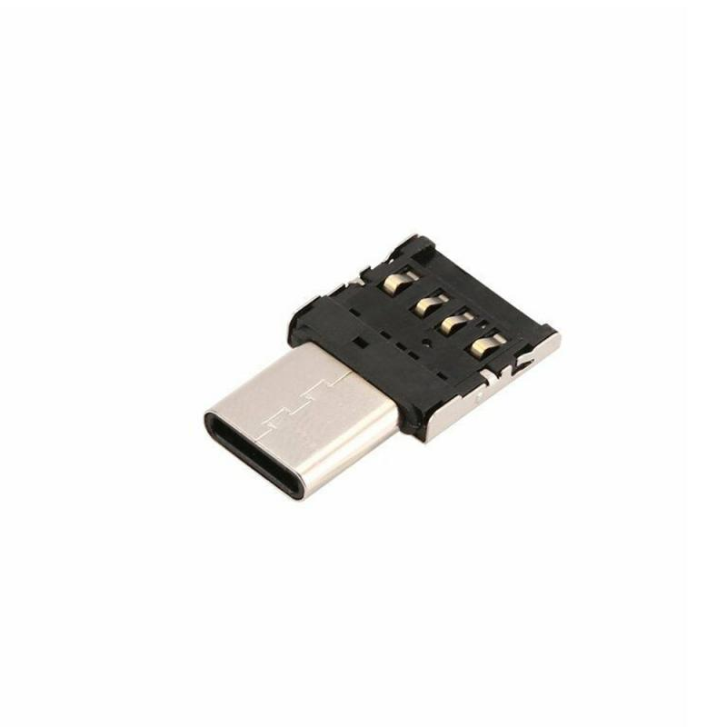 USB Type C OTG Adapter USBC Type-c Converter For Xiaomi Mi 9 Samsung S10 Note 10 Huawei Mate 30 P30 Pro USB-C Connector