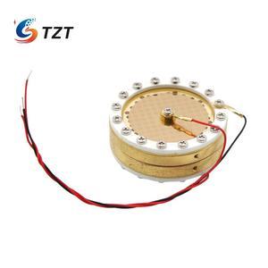 Image 5 - TZT 34Mm Viên Hoành Lớn Condenser Mic Viên 2 Mặt Vàng Cho Phòng Thu Âm Micphone