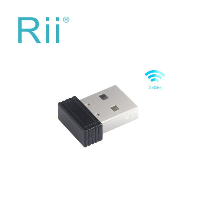 Rii Mini Keyboard USB Receiver - Please Note The Year Of Purchase (2017/2018/2019)