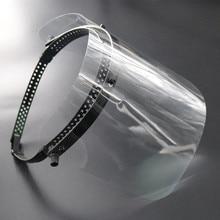 Protect-Mask Anti-Fog Transparent Adjustable Women for Saft Head-Mounted Splash-Proof