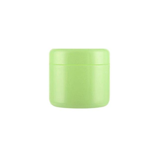 1/10PCS Refillable Bottles Plastic Empty Makeup Jar Pots Travel Face Cream Lotion Cosmetic Container Box Travel Bottle 10/20/30g 6