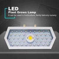 Plantas Cresce A Luz LED Full Spectrum 1000W Duplo Chip de Vermelho/Azul/UV/IR Longo Luz Hexagonal para Plantas de Interior BLOOM VEG Lâmpadas de crescimento     -