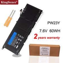 Новый Сменный аккумулятор kingsener pw23y для ноутбука dell