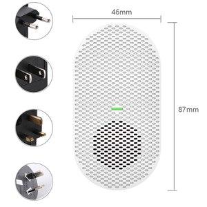 Image 5 - EKEN V7 1080P Smart WiFi Video Doorbell Camera Visual Intercom with Chime IP Door Bell Wireless Home Security Camera