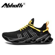 Сверхлегкая Мужская Спортивная обувь abhoth дышащая удобная