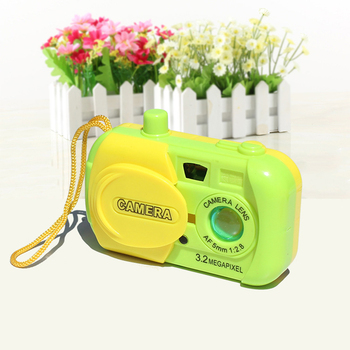 Projection Camera Educational Toys Kids