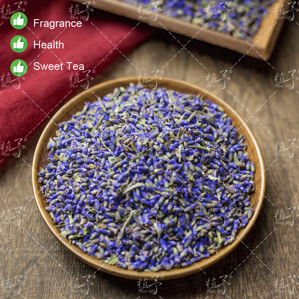 50g Lavender Dried Flower Sleep Dry Scented Loose Organic Health Herbal Slimming Skin Care Mask DIY Raw Materials Dry Tea