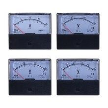 Voltmètre DH-670 de voltmètre de panneau analogique à ca 20V 150V 300V 500V voltmètre mécanique