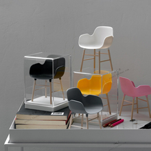 Chair-Ornaments Dolls-Accessories Furniture-Toys Model Dollhouse Armchair Blythe Home-Decor