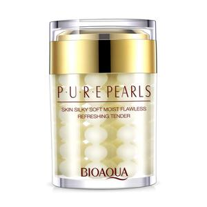 BIOAQUA Pearls Face Cream Snail Cream Whitening Cream Gel Eye Serum Eye Bags Anti Wrinkle Korean Skin Care Cosmetics TSLM1