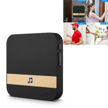 Wireless WiFi Remote Smart Doorbell Ring Camera Door bell Ding Dong Machine Video Camera Phone Intercom Security image