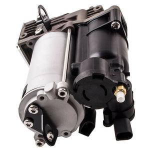 Image 2 - Воздушный компрессор для Mercedes M class W164 ML стандартный воздушный насос 4 matic, воздушный компрессор 1643200204 1643201004