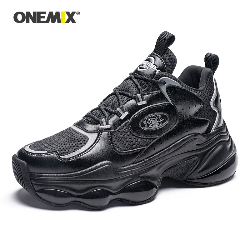 ONEMIX 2020 Cloud White  boots Sneaker New Basketball Sneaker Men Winter Runner Sneaker Lightweight Air Cushion Basketball Shoes