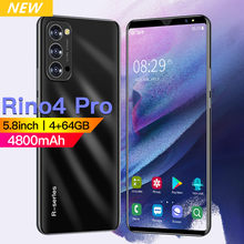 2021 Smart Phone 4G 64GB 8+13MP HD Camera Globla Version 4800mAh Dual SIM 5.8 inch Full Screen Android Featured Mobile Phones