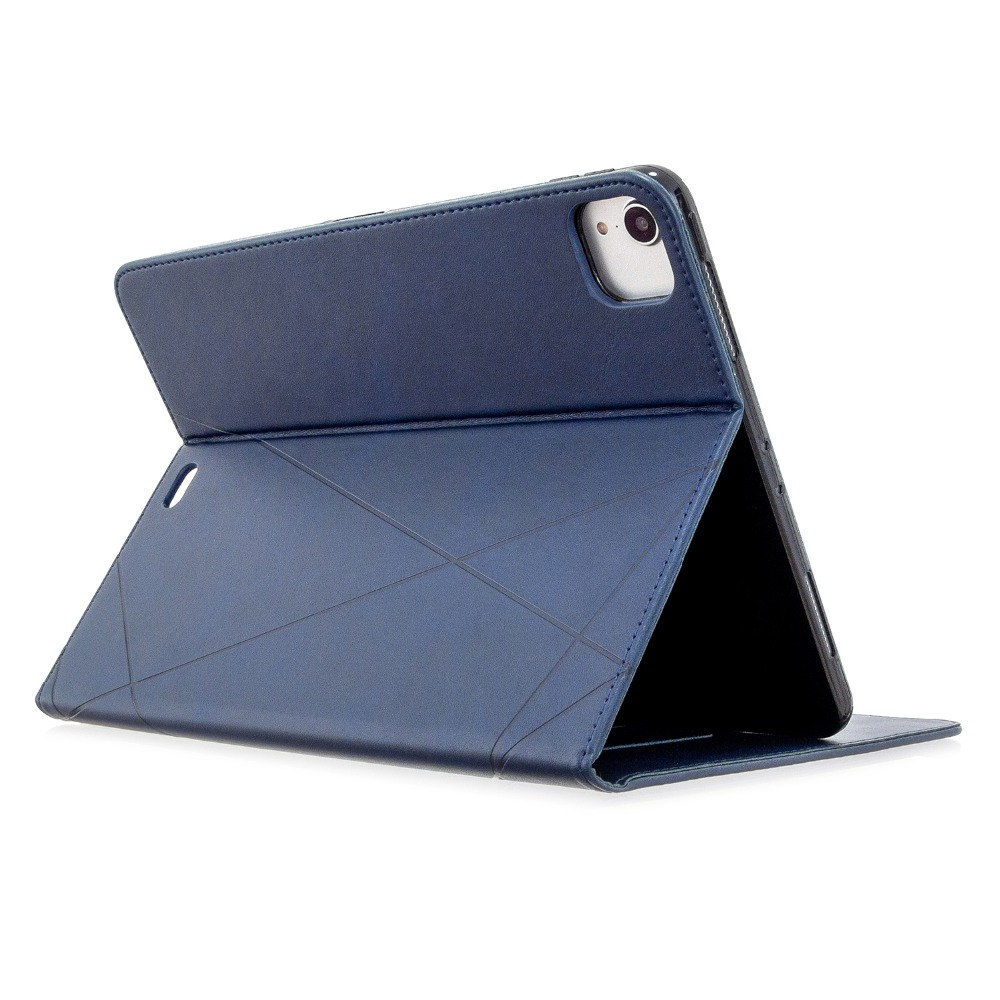 Soft 2020 Case 12.9 Holder Back For Wallet PU iPad Pro Silicone 2018 With Cover Leather