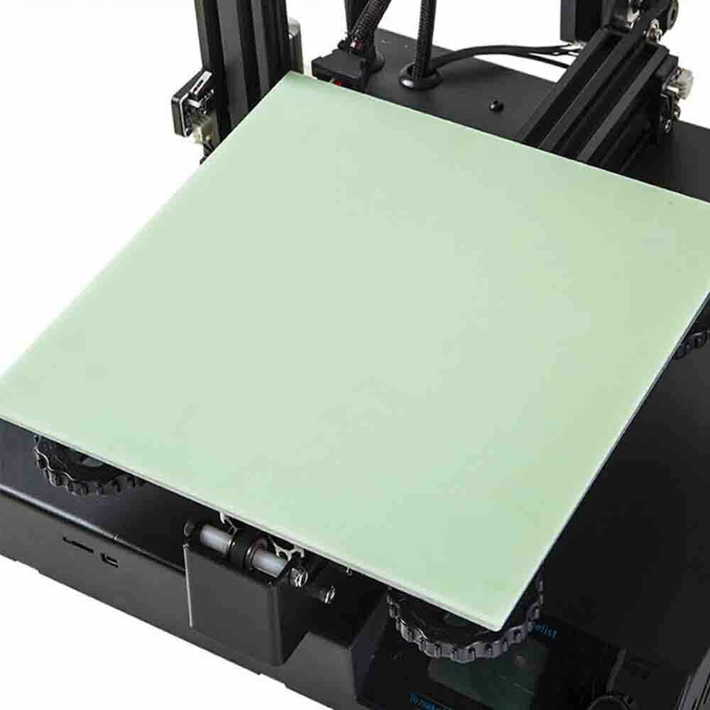 Tronxy 3D Printer Parts Fiberglass Board 3d Removable Platform Fiber-Glass Plate Accessory for 3d pr