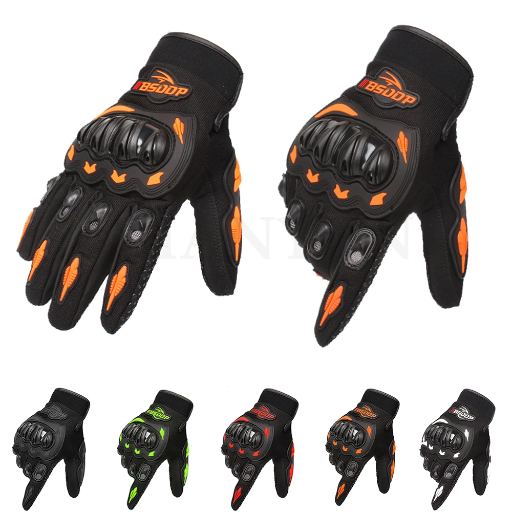 Four seasons universal motorcycle off-road riding waterproof gloves For KTM 390 200 125 Duke RC125 RC200 RC390 RC8 RC8R 690SM