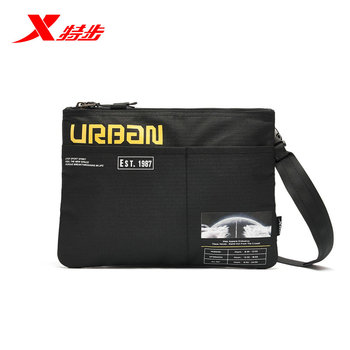 Xtep Shoulder Bag Men And Women New Casual Practical Simple Authentic Sports 880237130001
