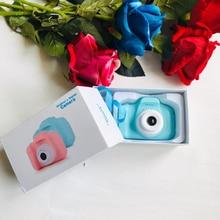 Детская цифровая камера, игрушки для детей, подарки на день рождения, мини 1080P проекционная видеокамера, рождественский подарок для маленьких девочек и мальчиков