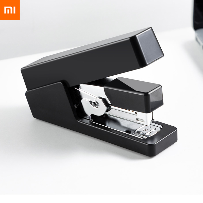 New Original Xiaomi Nusign Labor-saving Stapler One Finger Press Labor Saving Structure German IF Design Award