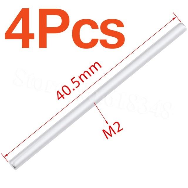 4 sztuk przód i tył sporządzania zawiesiny ramiona szpilki ramię wahadłowe Pin 2*40.5mm dla WLtoys 1/18 A959 A969 A979 K929 A959B A969-B części zamienne do samochodów rc