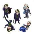 1 шт. фильм клоун фигурки в стиле «Джокер» PVC Моделя с хорошим спросом статуя коллекции 5 видов Стиль детская игрушка в подарок
