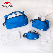 Pouch Naturehike Foldable Travel Waterproof Sorting-Bag 78g 3-In-1 Baggage Multi-Function