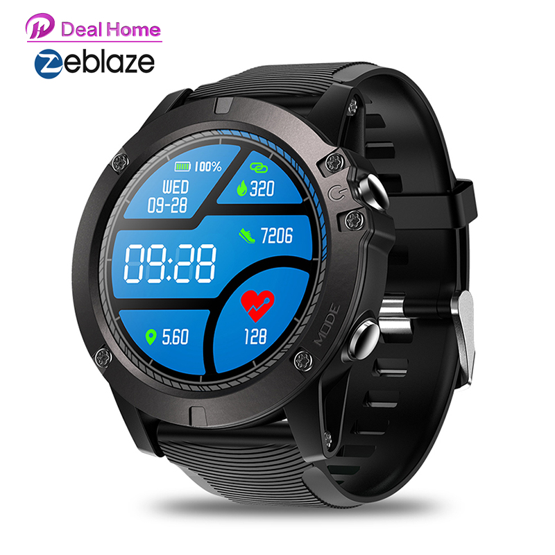 Zeblaze VIBE 3 PRO IPS Color Touch <font><b>Display</b></font> Sports Smartwatch IP67 Waterproof Android & IOS Smart Watch image