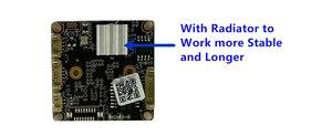 Image 5 - 5MP 4MP H.265 IP מתכת תקרת כיפת מצלמה 3516EV300 + IMX335 2592*1944 XM530 + SC5239 2560*1440 onvif CMS XMEYE IRC 18 נוריות P2P