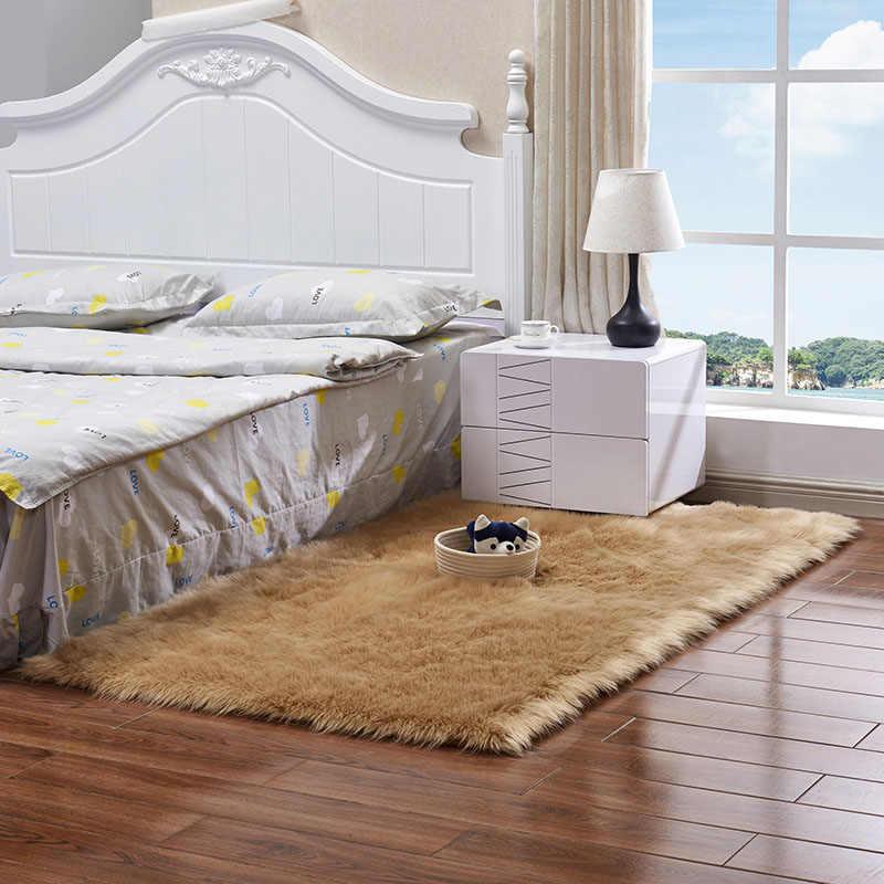 Imitation Woolen Carpet Nursery Rugs