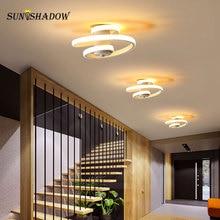 18W отделывают поверхность установленное потолочное освещение светильники современный светильник для спальни гостиной исследование коридор люстры