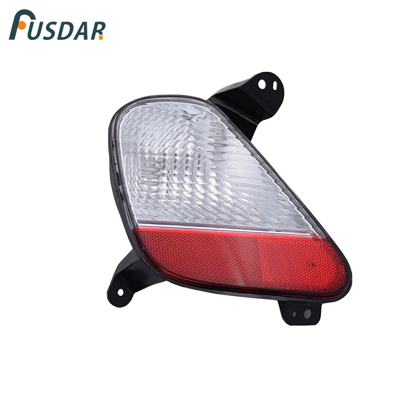 1Pc Car Rear Bumper Right Tail Light Fog Lamp Assembly Fit For Mitsubishi Eclipse Cross 2018-2019