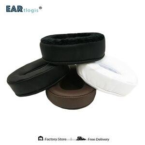 Image 1 - Coussinets doreille de remplacement pour audio technica ATH PR05 T22 T3 M50, pièces de casque, coussin en cuir velours, housse de manchon pour écouteurs