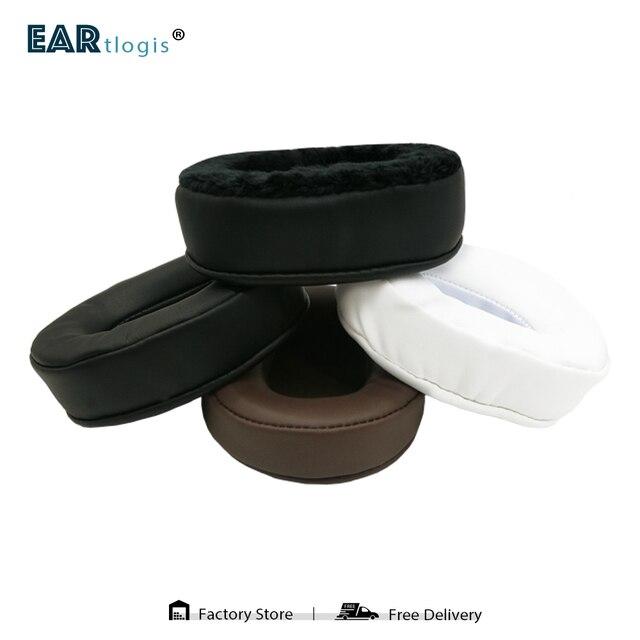 Coussinets doreille de remplacement pour audio technica ATH PR05 T22 T3 M50, pièces de casque, coussin en cuir velours, housse de manchon pour écouteurs