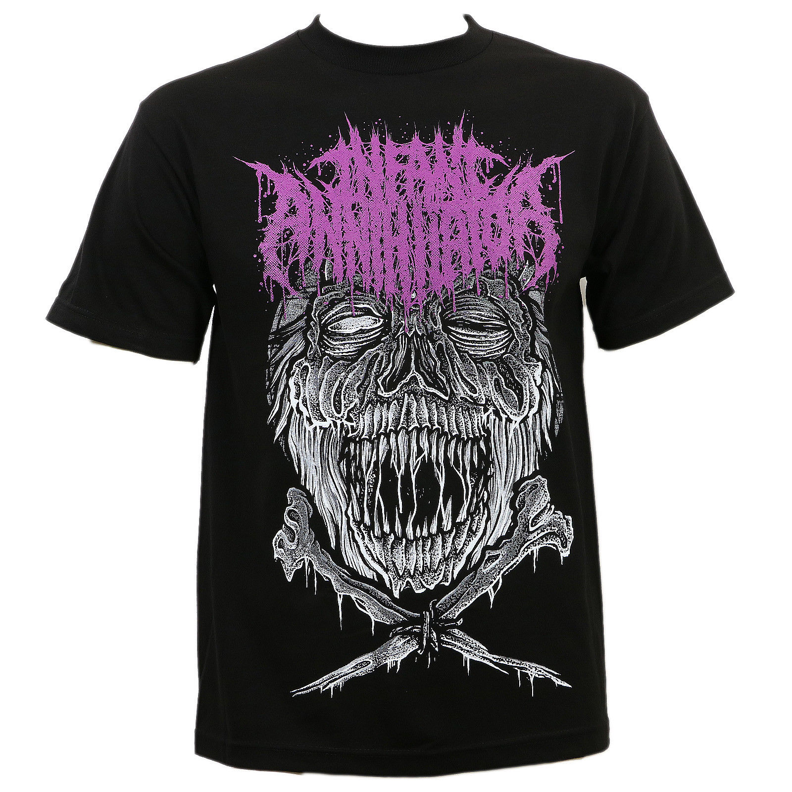 Authentic INFANT ANNIHILATOR Cheeky Deathcore T-Shirt S-3XL NEW
