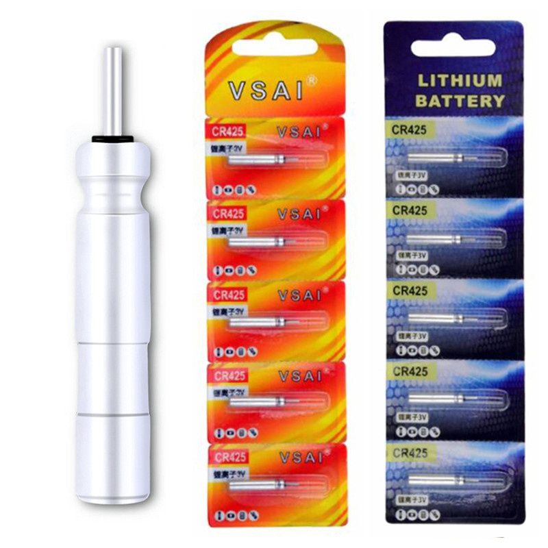2020 Battery CR425 For Electronic Fishing Float Batteries Night Fishing Accessories Tackles