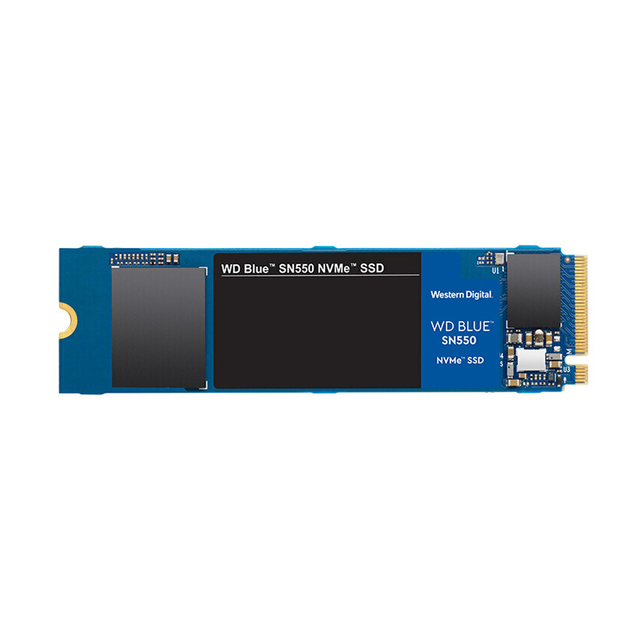 Western Digital SN550 NVMe™ SSD NVMe Power Heart of Your PC for Lightning fast, Ultra responsive Performance for Loptop Disktop