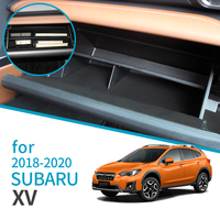 Smabee Car Glove Box Interval for Subaru XV 2018 2019 2020 Crosstrek WRX STI Accessories Tidying Central Co pilot Storage Box|Stowing Tidying| |  -