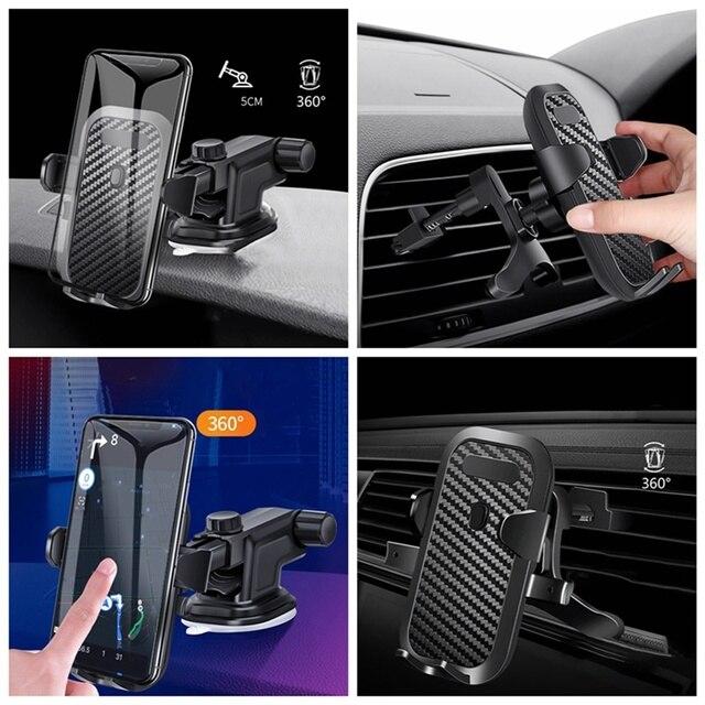 Фото lcyonger автомобильный держатель для телефона кронштейн вентиляционное