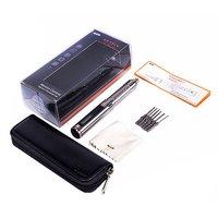 ES121V Mini Kit de Precisão chave de Fenda Elétrica Sem Fio Recarregável Controle de Movimento Inteligente Chave De Fenda de Alimentação
