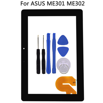 For ASUS MeMO Pad FHD 10 ME301 ME302 ME302C ME302KL K005 K00A TF701 5449N FPC-1 Touch Screen Digitizer Sensor Glass Lens Panel image