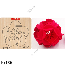 ball  cutting dies 2019 new die cut &wooden dies Suitable  for common die cutting  machines on the market