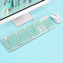 Brand New 2.4G Optical Wireless Keyboard and Mouse Set Mini Multimedia LED Bright Keyboard Mouse Combo Set for PC Laptop Ipad 2017 new mc 35ag wireless touch digital keyboard touch mouse 2 4g wireless mini keyboard touch pads for pc